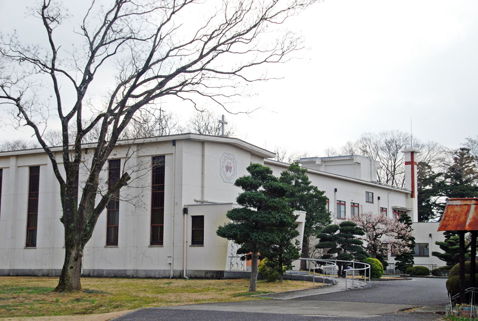 Daughters of St  Paul --Catholic Churches in Japan